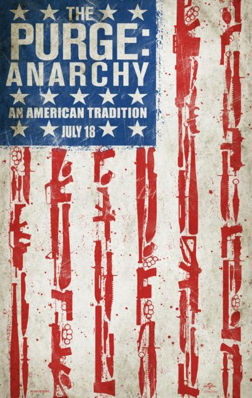The Purge: Anarchy Fashion and Locations