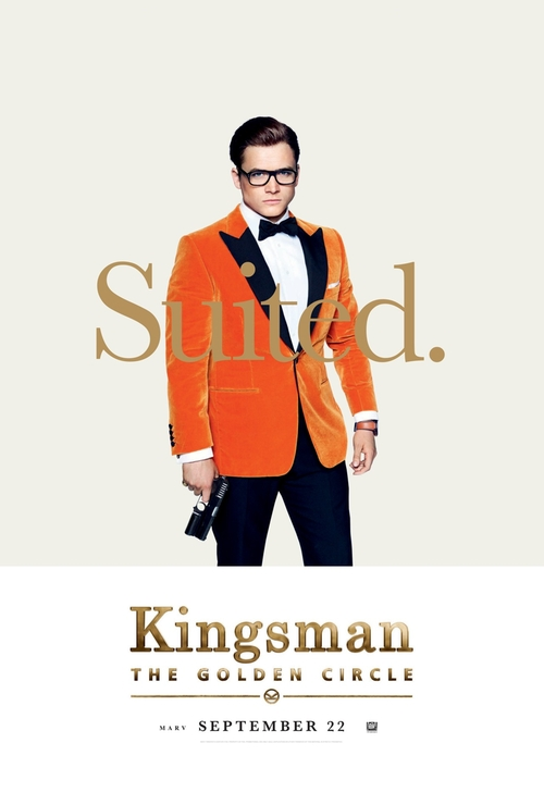 Kingsman: The Golden Circle Fashion and Locations