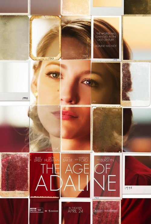 The Age of Adaline Fashion and Locations
