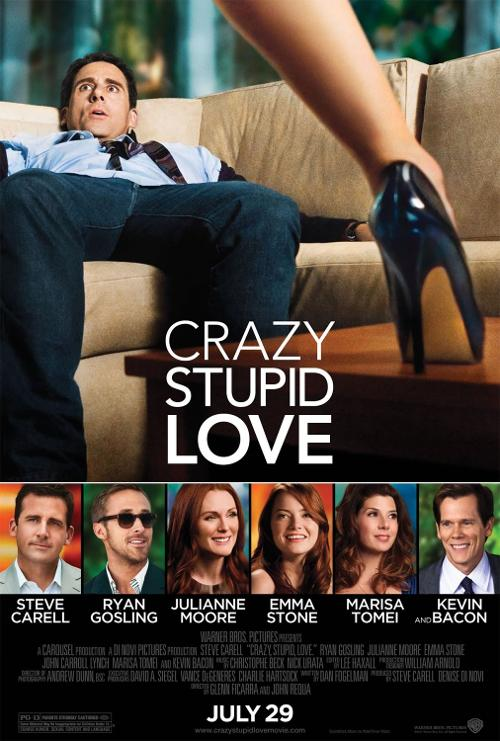 Crazy, Stupid, Love. Fashion and Locations