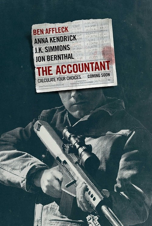 The Accountant Fashion and Locations
