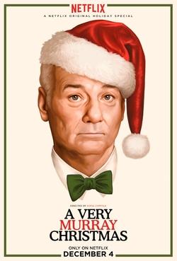 A Very Murray Christmas poster