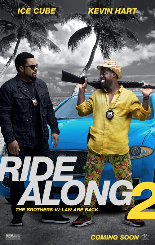 Ride Along 2 Fashion and Locations