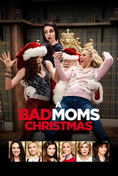 A Bad Moms Christmas Fashion and Locations