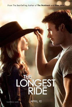 The Longest Ride poster
