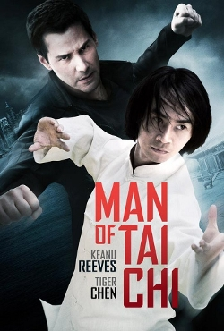 Man of Tai Chi poster