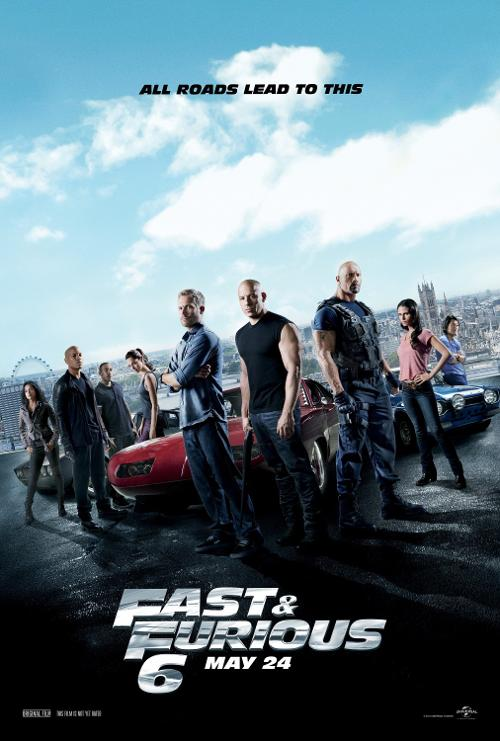Fast & Furious 6 Fashion and Locations