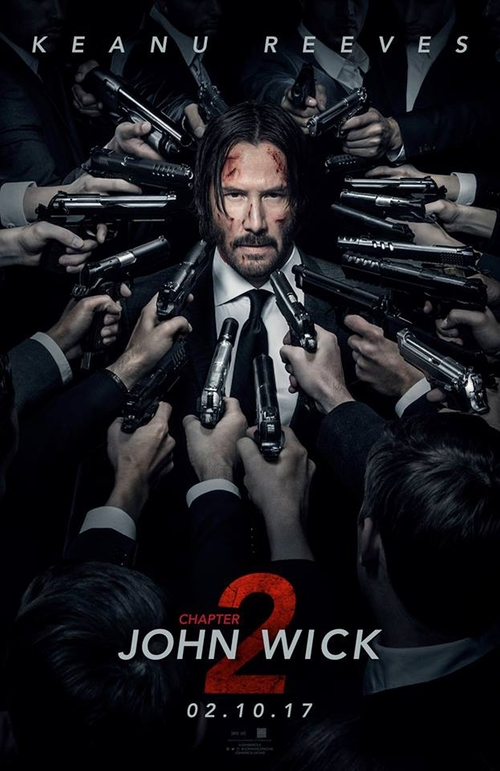 John Wick: Chapter 2 Fashion and Locations
