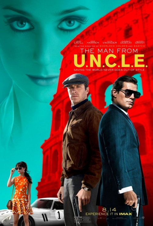 The Man from U.N.C.L.E. Fashion and Locations