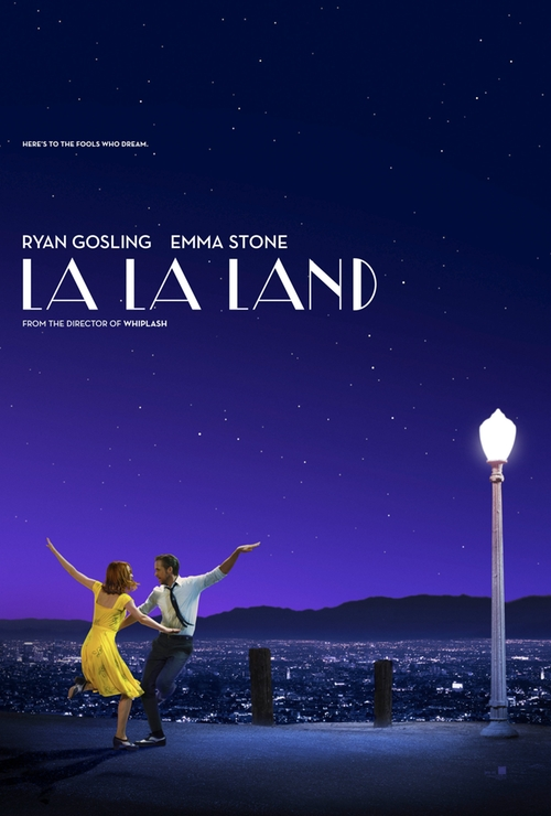 La La Land Fashion and Locations