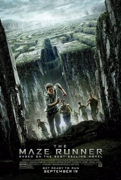 The Maze Runner Fashion and Locations