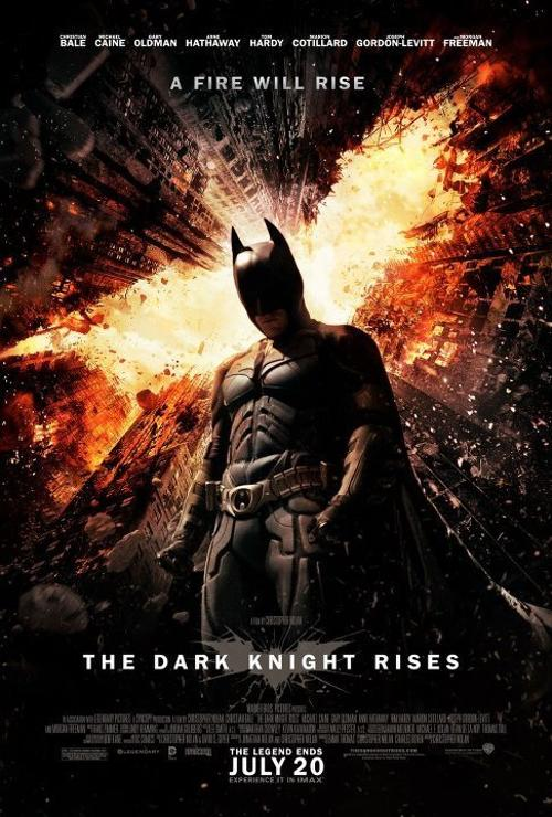 The Dark Knight Rises Fashion and Locations