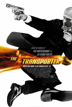 The Transporter poster