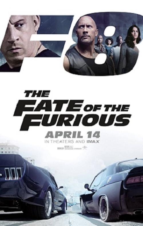 The Fate of the Furious Fashion and Locations