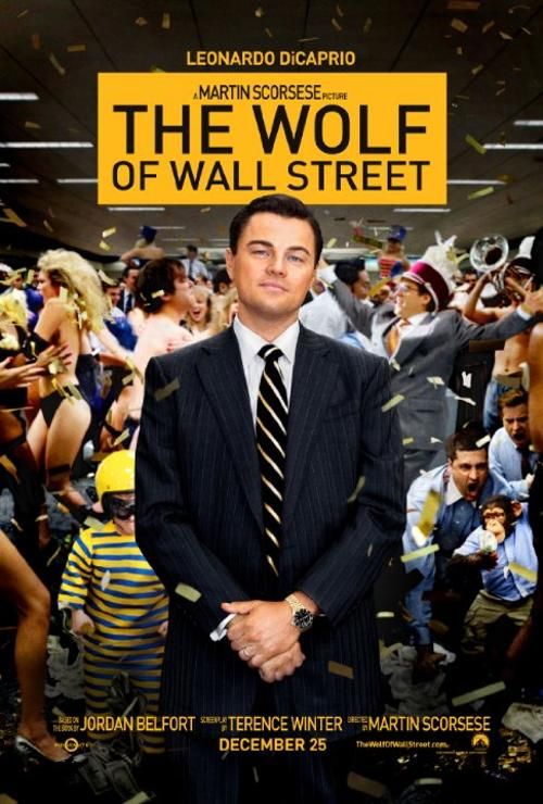 The Wolf of Wall Street Fashion and Locations