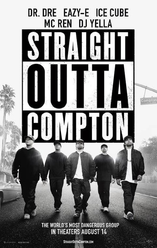 Straight Outta Compton Fashion and Locations