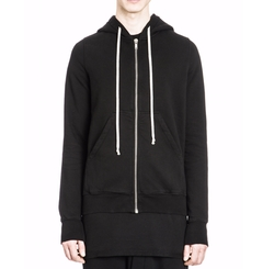 SS16 Cyclops Jasons's Hoodie by Rick Owens DRKSHDW in Deadpool