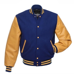 Letterman Jacket by Stewart & Strauss in My All American