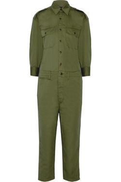 Officer Cotton-Twill Jumpsuit by Nlst in Keeping Up With The Kardashians