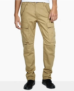 Harvest Gold Commuter Cargo Pants by Levi's in Pitch Perfect 2
