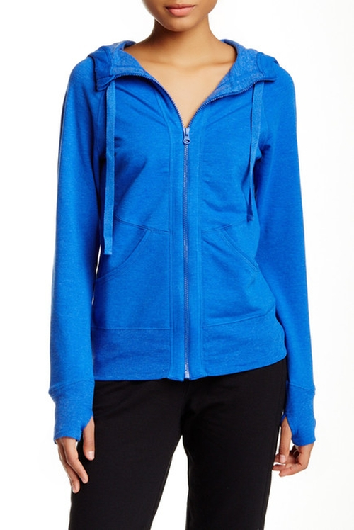 Vibrant Zip Hoodie Jacket by Z by Zella in Scott Pilgrim Vs. The World