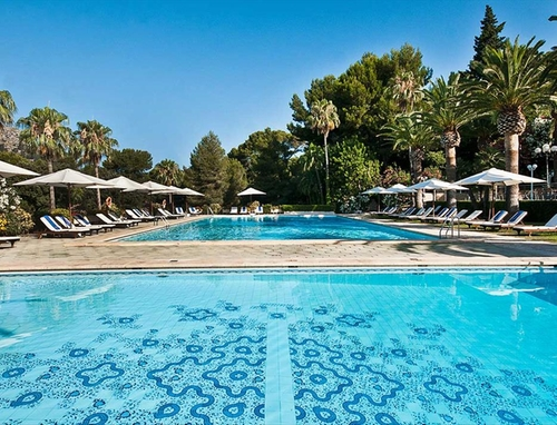 The Barcelo Formentor Hotel Mallorca, Spain in Me Before You