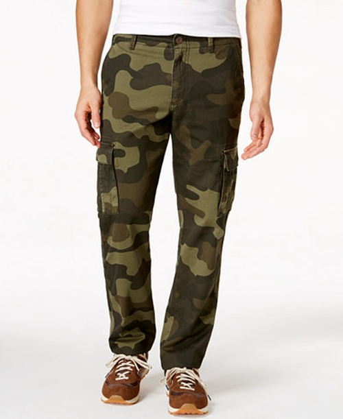 Men's Camo Cargo Pants by American Rag in The Great Indoors - Season 1 Preview