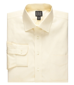 Spread Collar Dress Shirt by Jos. A. Bank in Triple 9