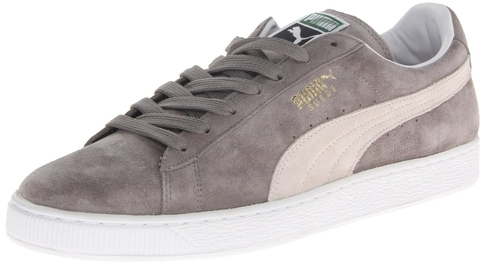 Suede Classic Shoes by Puma in Billions