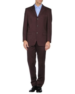 Single Breasted Suit by Ermenegildo Zegna in Guilt