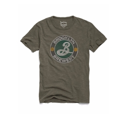 Speakeasy Brooklyn Brewery Shirt by Todd Snyder in Logan Lucky