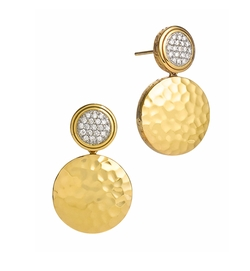 Double Drop Earrings by John Hardy in The Good Wife