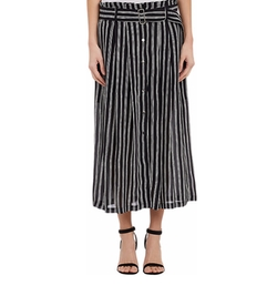 Stripe McDermott Skirt by A.L.C. in Pretty Little Liars