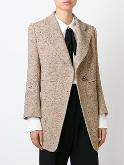 Tweed Effect Blazer by Chloé in The Good Wife