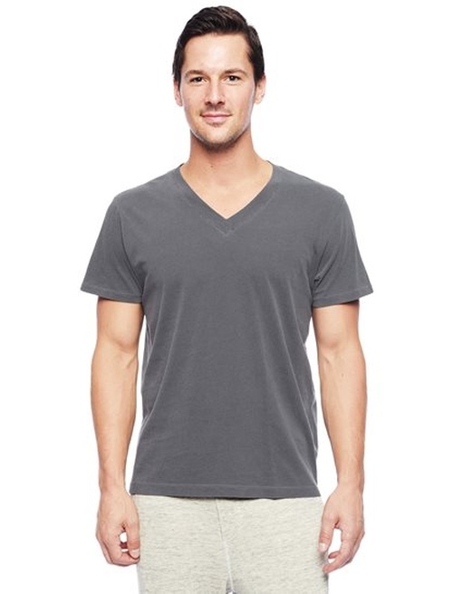 Pigment V-Neck Tee by Splendid in The Vampire Diaries - Season 7 Episode 2