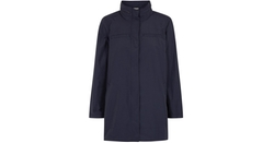 Hooded Shell Jacket by Eileen Fisher in The Boss