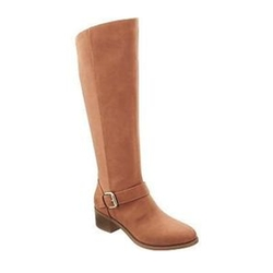 Tall Buckle Boots by Old Navy  in The Bachelorette