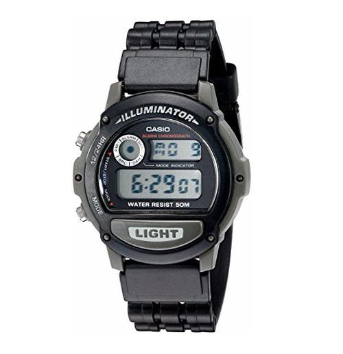 W87H-1V Sports Wrist Watch by Casio in Jack Reacher: Never Go Back