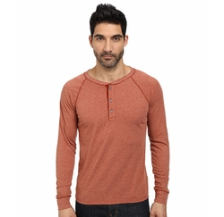 Commute Rag Henley Shirt by AG Adriano Goldschmied in New Girl