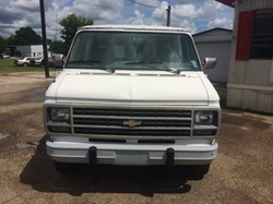 1994 Chevy Van (GMC VanDura) by Chevrolet in The A-Team