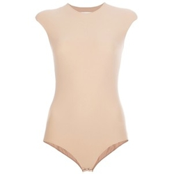 Short Sleeved Bodysuit by Maison Margiela in Keeping Up With The Kardashians