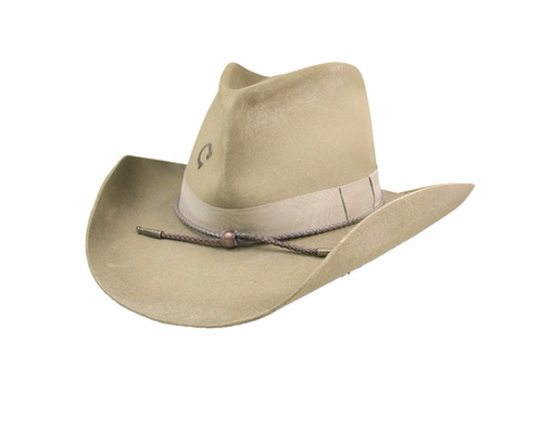 Desperado Wool Cowboy Hat by Charlie 1 Horse in The Ranch -  Looks