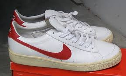 1981 Bruin Sneakers by Nike in Back To The Future