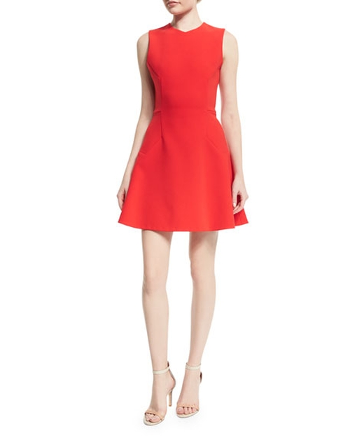 Sleeveless Hexagonal-Seam Mini Dress by Victoria Beckham in Empire - Season 2 Episode 10
