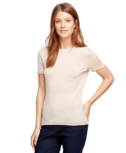 Saxxon Wool Shell Top by Brooks Brothers in Bad Moms