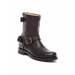 Veronica Back Zip Short Boots by Frye in Shadowhunters