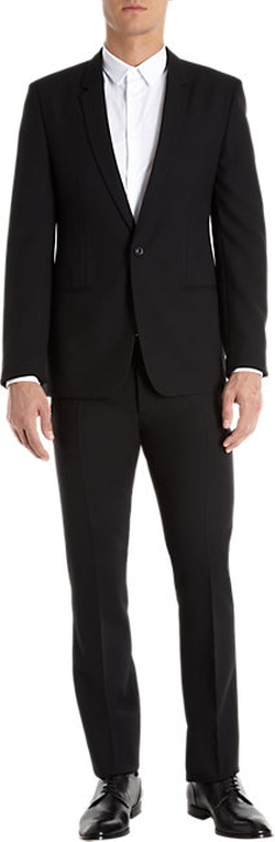 Solid Two-Piece Suit by Maison Margiela in The Man from U.N.C.L.E.