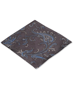 Palm Paisley Pocket Square by Ryan Seacrest Distinction  in All Eyez on Me