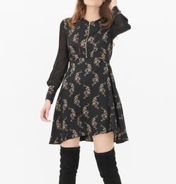 Kaiya Dress by Sandro in Arrow
