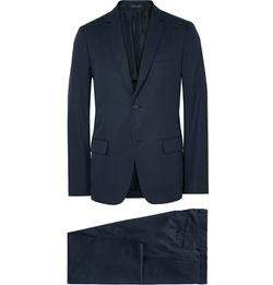 Slim-Fit Cotton Suit by Jil Sander in Suits